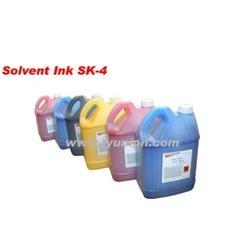 Challenger Solvent Inks SK4