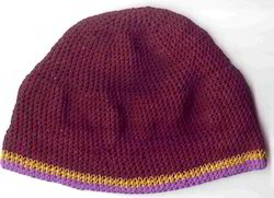 Crocheted Cap C04