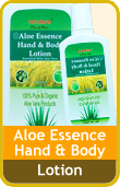 Aloe Essence Hand & Body Lotion