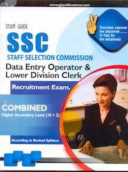 SSC Staff Selection Commission Data Entry Operator