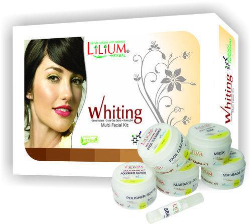 Whitening Facial Kit