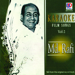 MD.Rafi Songs-Karaoke-Vol-2