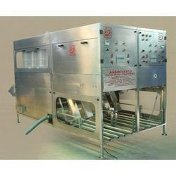 Fully Automatic 20 Liter Jars Rinsing Filling And Capping
