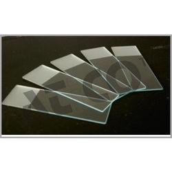 microscopic slides