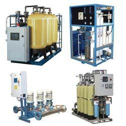 Water Treatment Standard Plant