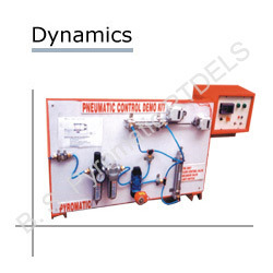 Pnematic Control Demo System Unit