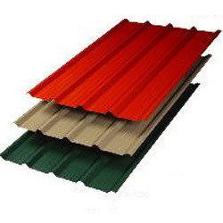 Galvanized Colour Coated Roofing Sheet