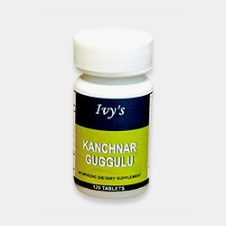Kanchnar Guggulu Herbal Tablet