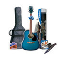 Ashton Guitar D25CEQ PACK