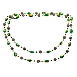 Emerald Designer Necklace