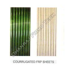 Corrugated FRP Sheet