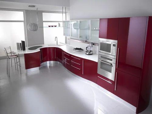Modern Kitchen Cabinets Designer Kitchen Cabinets Service Provider New Modern Designer Kitchen