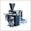 Multi Track Machine For Liquids, Pastes And Granules