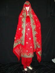 Emboidered Salwar Kameez