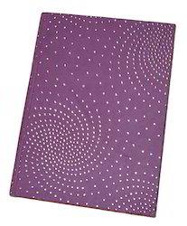 Dew Drop Printed Handmade Paper Notebook