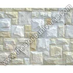 Chipped Wall Cladding