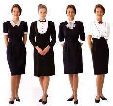Hotel Service Uniforms