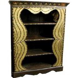 Wooden Bookshelves M-0876