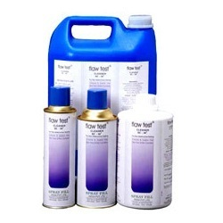 Package dye penetrate solution