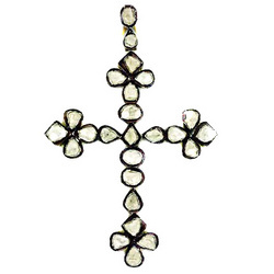 Diamond Cross jewelry