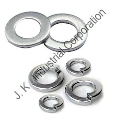 Flat and Spring Washer
