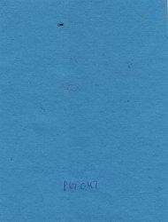 Cotton Rag Handmade Paper for Journals