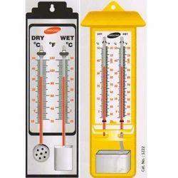 Hygrometer (Dry & Wet)