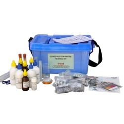 Construction Water Test Kits