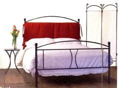 Wrought Iron Bed OB 53