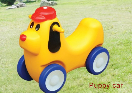 Kids Car & Play Equipment