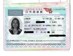 Visa Submission To All European & American Country