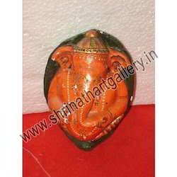 Coconut Ganesha