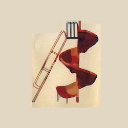 FRP Spiral Slide