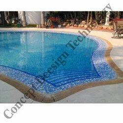 Hexagonal Swimming Pool