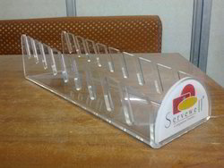 Acrylic Plate Stand