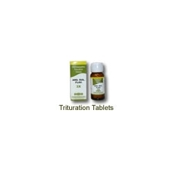 Trituration Tablets (Homeopathic Medicine)
