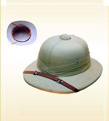 Indian Pith Helmet