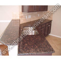 Tan Brown Counter Top
