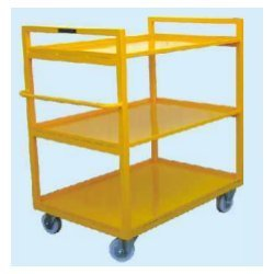 Three Layer Platform Trolley