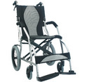 Folding Ergonomic Wheelchair: Ergo Lite(KM2501)