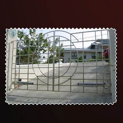 Stainless Steel House Gates