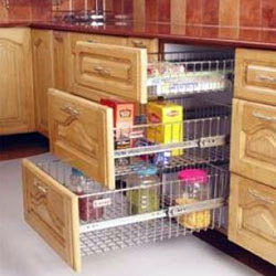 Modular Kitchens - Solid Wood Kitchen & Wardrobe Shutters