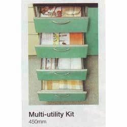 Multi-Utility Kitchen Trolley