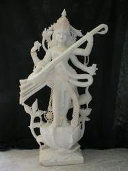 Saraswati Mata Statue