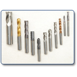 Solid Carbide End Mills & Drills