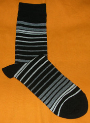 AOV /MN/ST/14 Men Stripe Socks