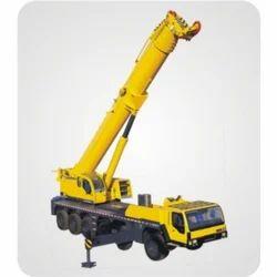 Telescopic Crane Hiring Services