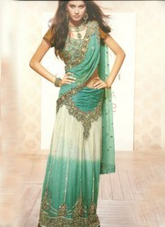 Net Indian Sarees