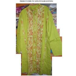Cotton Punjabi Suit