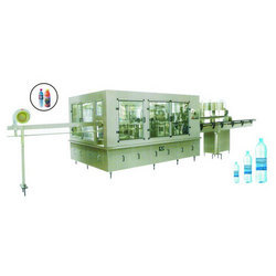 Automatic Pet Bottles Packing  Machine